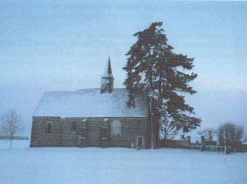 L'Eglise sous la neige